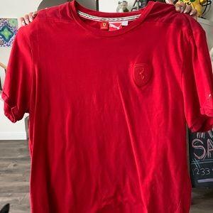 Puma Ferrari Shirt